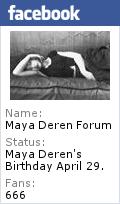 Maya Deren Forum